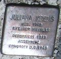Stolperstein Juliana Krems.jpg