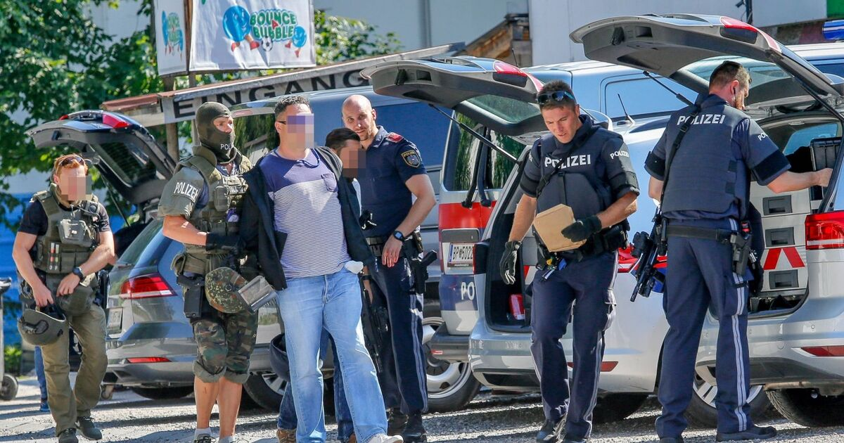 Wirt bedroht: Cobra nahm in Bergheim zwei Männer fest