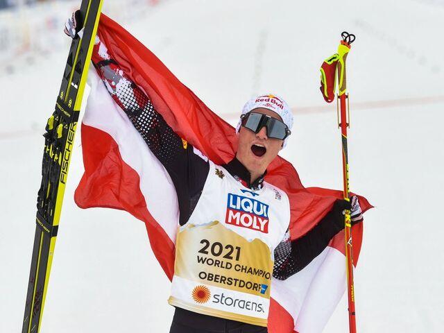 Йоханнес Лампартер – чемпион мира