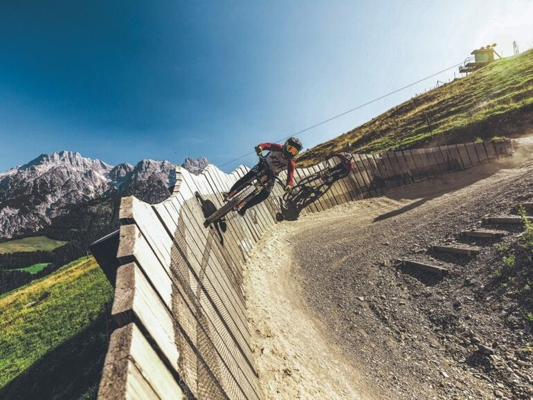 Mountainbiken & Mountainbike Touren | Saalfelden Leogang