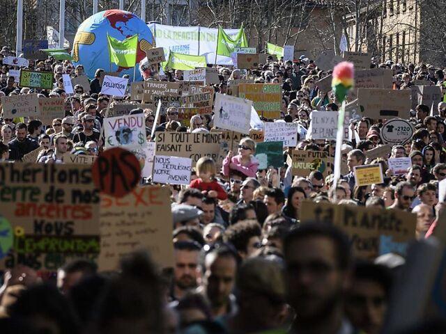 """Nicht nur die """"FridaysForFuture"""" demonstrieren für mehr Klimaschutz"""